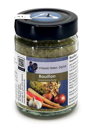Bouillon   vegetable broth