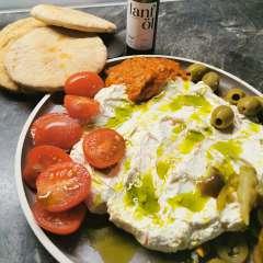 Labnah | cream cheese